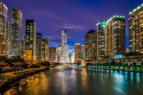 Chicago executive officesq